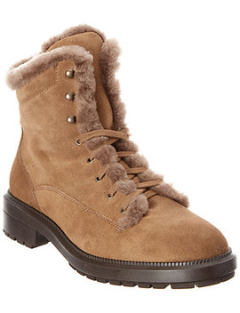 Aquatalia Lenore Waterproof Suede Boot by Aquatalia