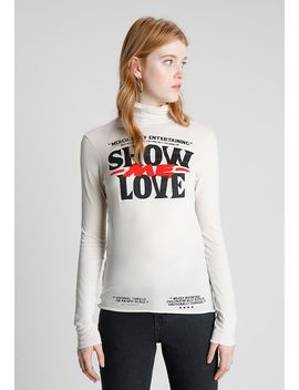 Somber Love Poster   Longsleeve by Cheap Monday