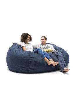 Big Joe Xxl 7' Fuf Bean Bag Chair, Multiple Colors/Fabrics by Comfort Research