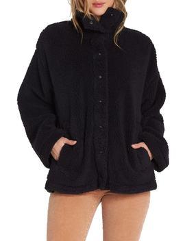 Cozy Days Faux Fur Jacket by Billabong