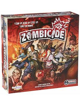 zombicide-board-game by guillotine-games