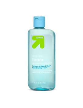 Deep Cleaning Pore Treatment   8oz   Up&Up™ (Compare To Clean & Clear Deep Cleaning Toner) by Up & Up