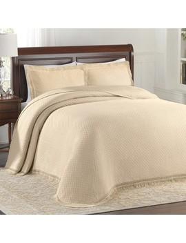 La Mont Home Woven Jacquard Bedspread by La Mont Home