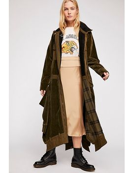 Scott Trench Coat by Free People
