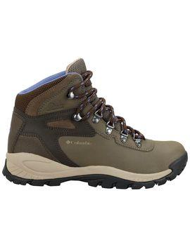 Women's Newton Ridge™ Plus Waterproof Hiking Boot by Columbia Sportswear