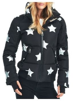 Star Freestyle Down Bomber Jacket by Sam.