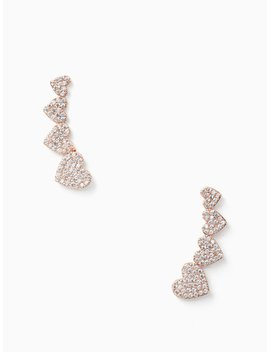 Yours Truly Ear Pins by Kate Spade