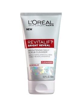 L'oreal® Paris Revitalift® Bright Reveal Brightening Daily Scrub Cleanser 5oz by L'oreal Paris