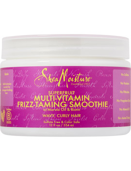 Superfruit Multi Vitamin Frizz Taming Smoothie by Shea Moisture