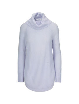 Cowl Neck Pullover Sweater by Ricki's