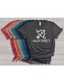 Sagittarius T Shirt, Astrology Unisex Short Sleeve Tshirt, Graphic Tee, Ascension T Shirts, Spiritual Tshirt, Tshirts For Women by Etsy