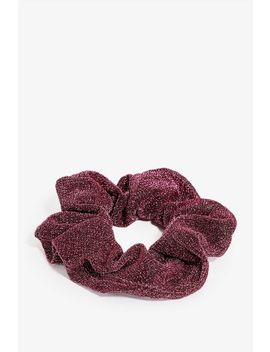 80's Dream Lurex Scrunchie by A'gaci
