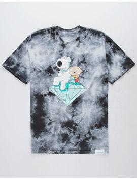 Diamond Supply Co. X Family Guy Stewie & Brian Mens T Shirt by Diamond Supply Co.