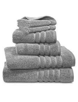 Ultimate Micro Cotton® 6 Pc. Towel Set, Created For Macy's by Hotel Collection