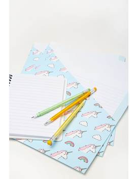 Ankit Unicorn Folders by Forever 21