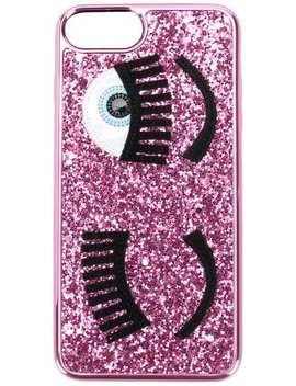Iphone S6/S7/S8 Plus Wink Phone Case by Chiara Ferragni