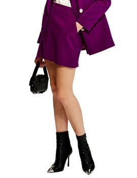 Eliza Pelmet Miniskirt by Topshop