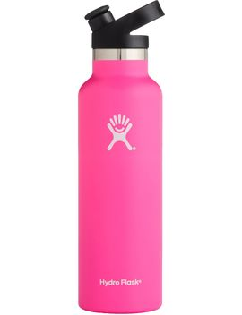 Hydro Flask Standard Mouth 21 Oz. Bottle With Sport Cap by Hydro Flask