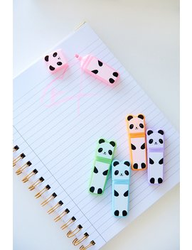 Panda Markers Set by Forever 21