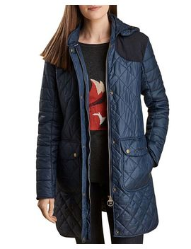 Greenfinch Quilted Jacket by Barbour