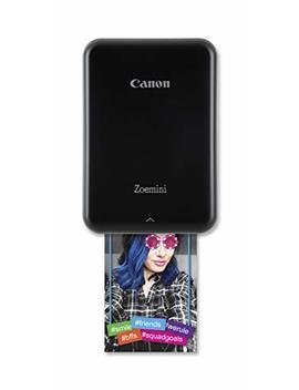 Canon Zoemini Photo Printer   Black by Canon