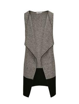 Colour Block Sweater Vest by Ricki's