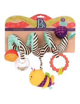 Baby B. Wiggle Wrap Stroller Toy by Baby B.