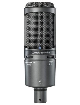 Echnica   At2020 Usb Plus Usb Cardioid Condenser Microphone by Audi
