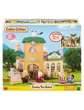 Calico Critters Country Tree School by Calico Critters