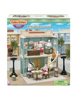 Calico Critters Delicious Restaurant by Calico Critters