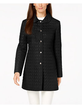 Quilted Coat by Kate Spade New York