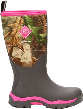 Muck Boots Women's Woody Max Rubber Hunting Boots by Muck Boots