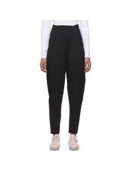 Black City Ready Lounge Pants by Nikelab