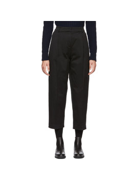 Black Market Trousers by Ymc