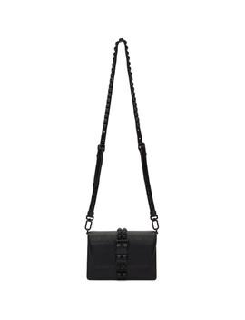 Black Small Elektra Bag by Prada
