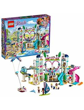 Lego Friends Heartlake City Resort 41347 Top Hotel Building Blocks Kit For Kids, Popular And Fun Toy Set For Girls (1017 Piece) by Lego
