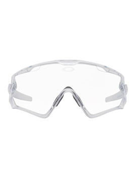 Clear Windjacket 2.0 Glasses by Oakley By Samuel Ross