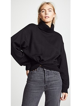 Double Layered Turtleneck With Twist by Alexanderwang.T