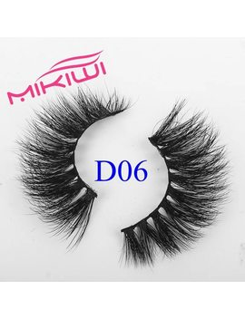 Mikiwi Wholesale False Eyelashes Mink Strip Eyelashes Wholesale Can Do Magnetic Box by Mikiwi