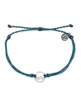 Pura Vida Aspen Green Bracelet by Pura Vida