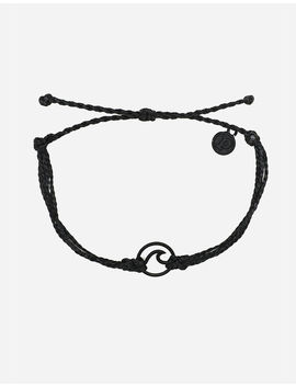 Pura Vida Wave Black Bracelet by Pura Vida