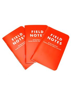 Field Notes Expedition 3 Pk by Field Notes