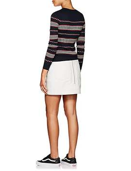 Charleen Mixed Striped Knit Sweater by Isabel Marant Étoile