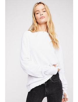 We The Free Cara Long Sleeve Top by Free People