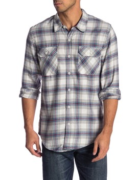 Long Sleeves Flannel Shirts by Burnside