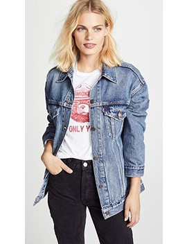 Baggy Trucker Jacket by Levi's