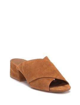 Karsen Suede Sandal by Vince