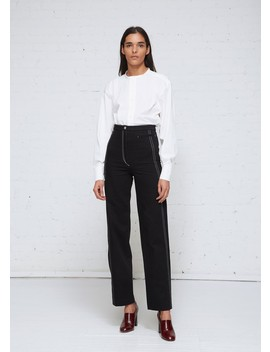 High Waisted Pants by Lemaire