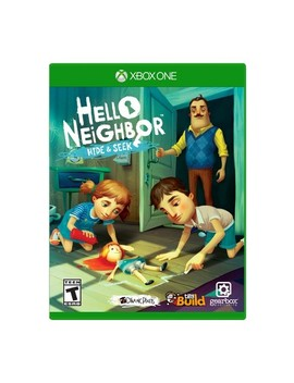 Hello Neighbor: Hide & Seek   Xbox One by Xbox One