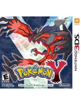 Pokemon Y Nintendo 3 Ds by Shop This Collection